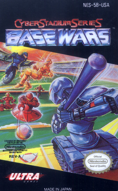 Base Wars: Cyber Stadium Series