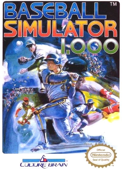 Baseball Simulator 1,000