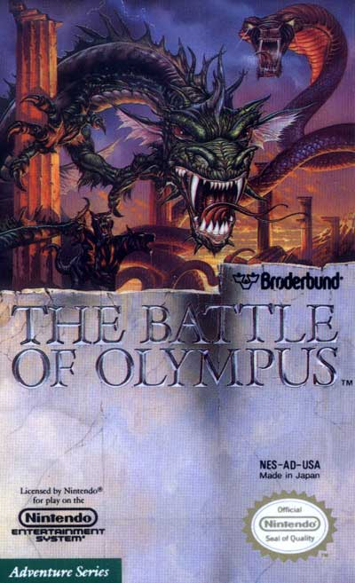 Battle of Olympus, The