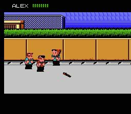 Bloody City (River City Ransom Hack)