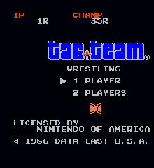 Canadian Tag Team Wrestling by RyanVG (Hack)