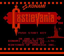 Castlevania Red Scale (Hack)