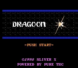 Dragoon X by Sliver X (Dragon Warrior Hack)