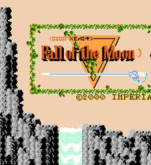 Fall of the Moon v1.0 (Zelda Hack)