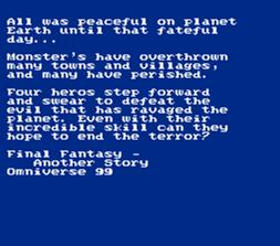 Final Fantasy Another Story (Hack)