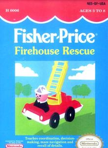 Firehouse Rescue, Fisher-Price