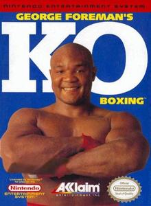 George Foreman's K.O. Boxing