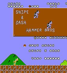 Hammer Bros (Final) (SMB1 Hack)