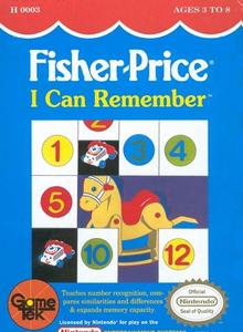 I Can Remember - Fisher-Price