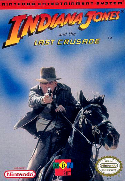 Indiana Jones and the Last Crusade: The Action Game (UBI Soft)