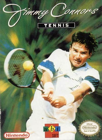 Jimmy Connors' Pro Tennis Tour