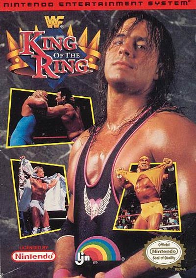 King of the Ring - WWF
