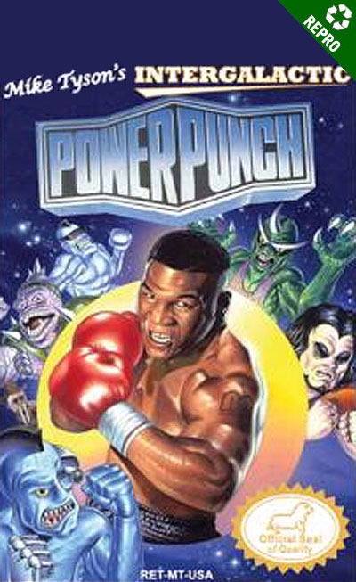 Mike Tyson's Intergalactic Power Punch