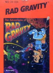 Rad Gravity, The Adventures of