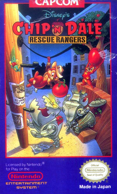 Rescue Rangers, Chip 'n Dale